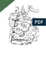 Desenhos Natal