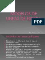 Modelos de Línea