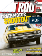 Muscle Car V8 Crate Engine shoot out