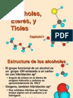 Tema 11 .- Alcoholes Eteres, Tioles.pdf