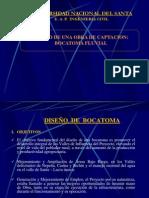 Bocatoma Fluvial