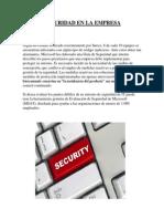 Seguridad en La Empresa