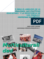 La educación intercultural bilingûe en México. Sevilla2008