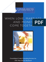 When Love, Marriage, and Money combine