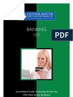 Consolidated Credit brings you banking 101