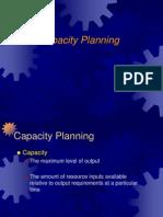 Capacity Planning Lab