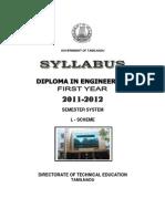 l Scheme Diploma Iyr Syll Book