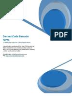 Barcode Font Software