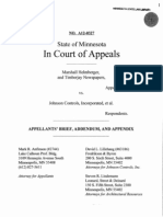 Minnesota Court of Appeals Helmberger Timberjay Johnson Controls Minneosta Government Data Practices Act