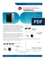 NVR604LX_Datasheet