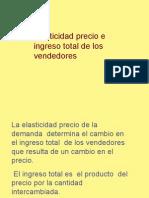 Elasticidad_ingreso II UNID