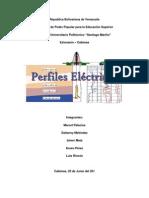 Perfiles Electricos