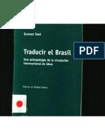 Gustavo Sorá Traducir el Brasil