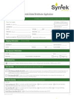 Syntek Global Distributor Application