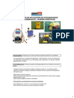 Pulverizacion - Equipos Manuales Lujan