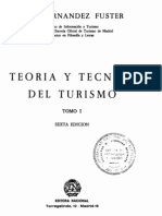 Fernandez Fuster, L. 1981 Teoria y Tecnica Del Turismo Cap 1