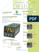 COMPARA Flex-P Manual
