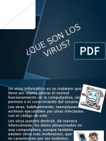 Que Son Los Virus