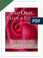 Sexo Oral Ellos a Ellas