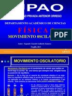 Movimiento 0scilatorio
