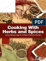 FREE Report:Cooking With Herbs and Spices