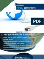 Corporate Portal Initiation - Portal Corporativo