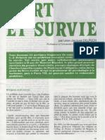 L. J. Delpech - Mort et survie 1