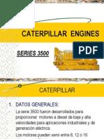 Curso Motores Series 3500 Caterpillar