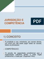 processo penal competência