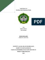 Laporan Pembuatan Media Dan Sterilisasi Mikrobiologi