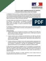 Nota de Prensa- BECAS 2014