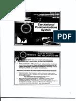 T8 B22 National Communications System Fdr- Presentation Slides 324
