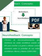 Concepto de Neurofeedback