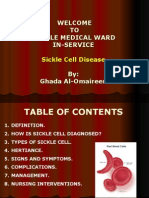 Sickle Cell - new