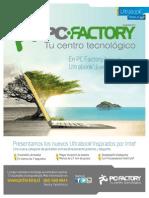 Catalogo PCFactory Noviembre 2012