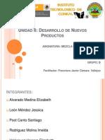 Unidad 2 Etapas Del Desarrollo de Un Producto PE
