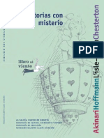 Historias Con Misterio (Akinari, Hoffman, De L'Isle, Chesterton)