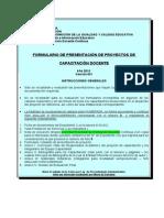 Edu Dppe Form CD 2010