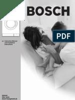 Bosch Maxx Wfl 2450