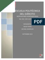 CALCULO DEL VOLUMEN DE ACUERDO A LA DOTACIÓN POR APARATOS
