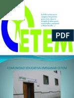 Presentación diagnostico social de EMSSANAR CETEM