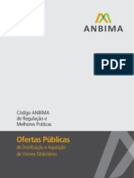 ANBIMA - Ofertas Públicas