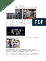 DISEÑO DE CUARTOS ELÉCTRICOS