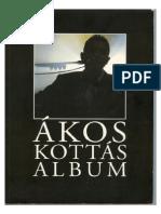 Ákos - Kottás Album