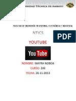 Que Es YouTube