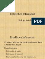 Clase 4 Estadística Inferencial