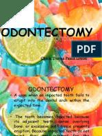 Odontectomy