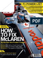 F1 Racing - December 2013