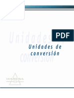 Unidades de Conversion