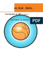 Health and PE - Basketball Skills, Year 4